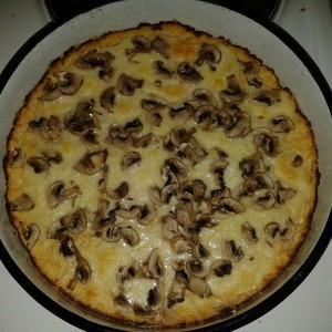 Пица од карфиол