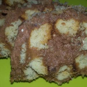 Ролат од чајни колачи