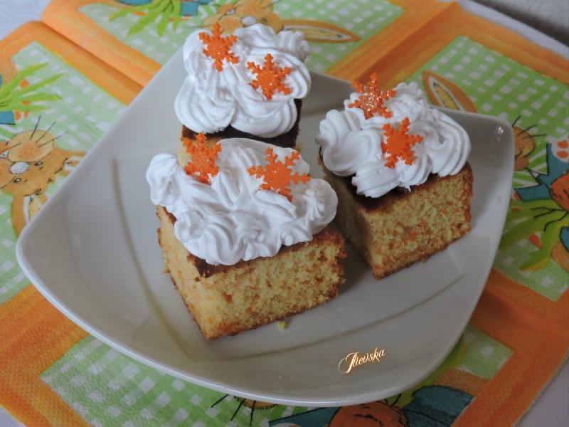 Морков торта
