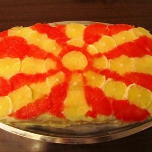 Торта Овошна Македонија