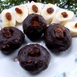 Бомбици со банана