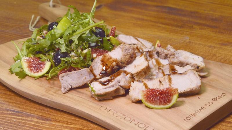 Видео рецепт: Перфектен свински стек