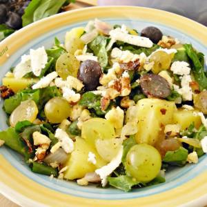 Есенска компир салата