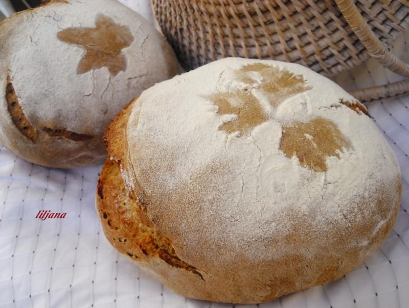 Едноставен леб со квас