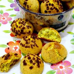Жолти колачиња со тиква