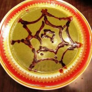 Супа со јогурт и спанаќ