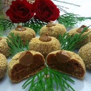 Гнезда со орев (без печење)