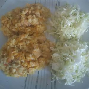 Ориз под капак