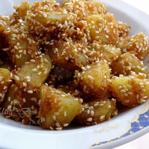 Варен пржен компир