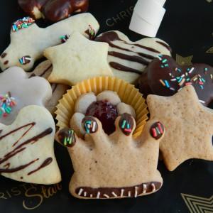 Празнични колачиња (посно)