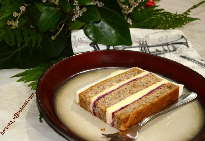 Oвошна торта (посно)