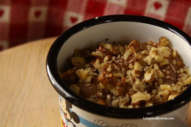 Пудинг од дуњи, јаболка, ѓумбир и цимет (посно)