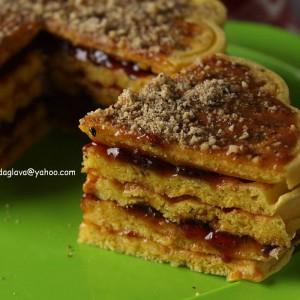 Торта од вафли