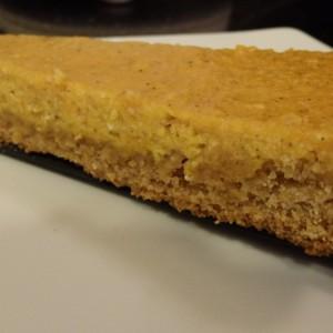 Тарт со тиква (без глутен)