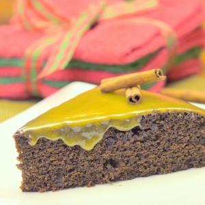 Видео рецепт: Предновогодишен колач