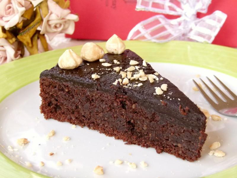 Чоколадна магија (без брашно)