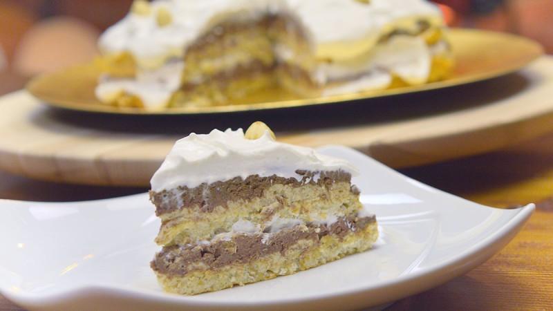 Видео рецепт: Торта за своја душа