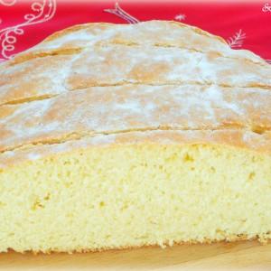 Домашен леб со овесни снегулки