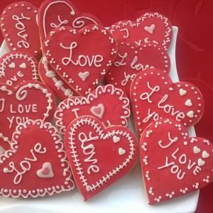 Срциња за заљубени