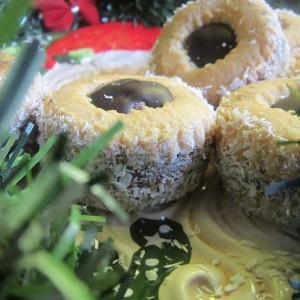 Полнети чајни бисквити