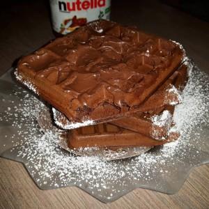 Чоколадни вафли