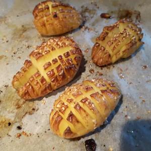 Крцкави ежиња од компири