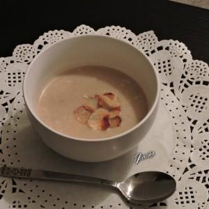 Крем супа од еролмази