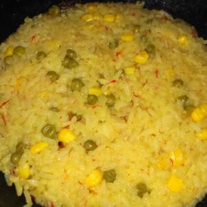 Шафранов ориз