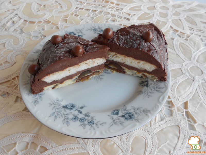 Рустична торта без маргарин