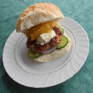 Домашни плескавици за сендвичи