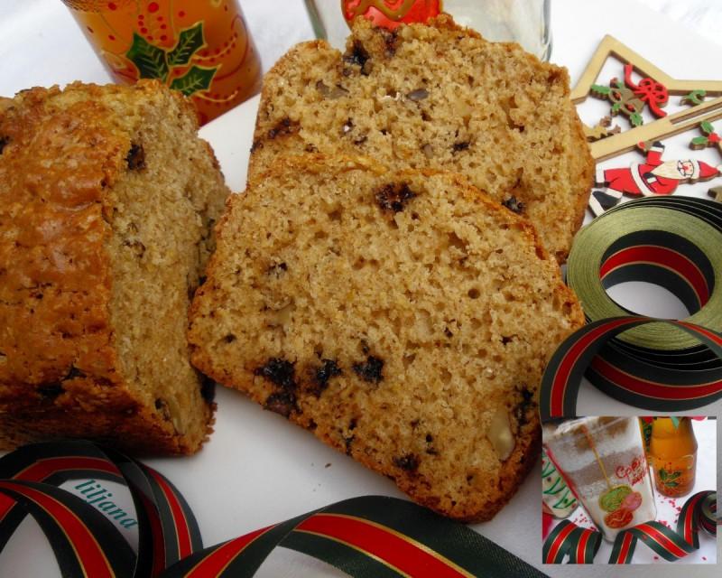 Божиќен сладок леб - Сладок подарок 2
