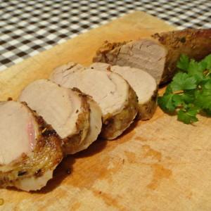 Сочно свинско филе