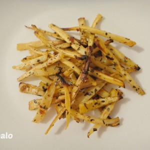 Пикантен чипс од пашканат