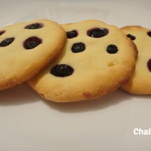 Бисквит колачи со аронија