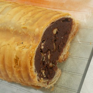Лиснат чоколаден колач