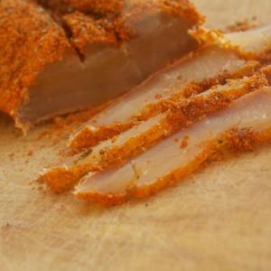 Домашно сушено пилешко со лимонтус