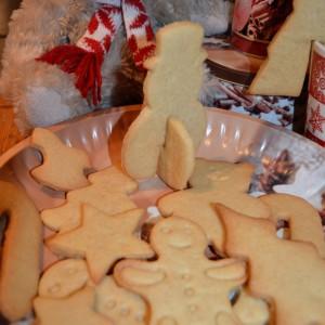 Божиќни колачиња