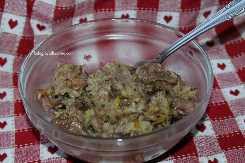 Свинско месо со јаболка