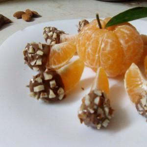 Чоколадни мандарини