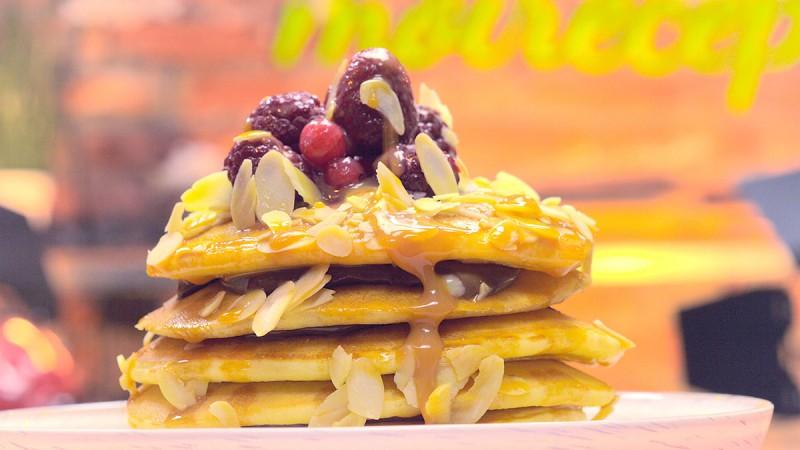 Видео рецепт: Највоздушести американски палачинки