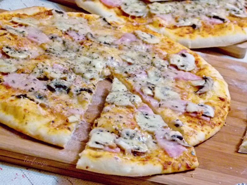 Моето совршено пица тесто