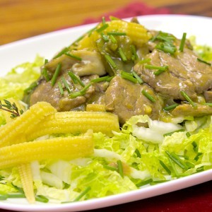 Видео рецепт: Свинско филе на кинески начин