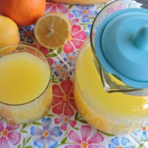 Швепс - сок од лимон и портокал