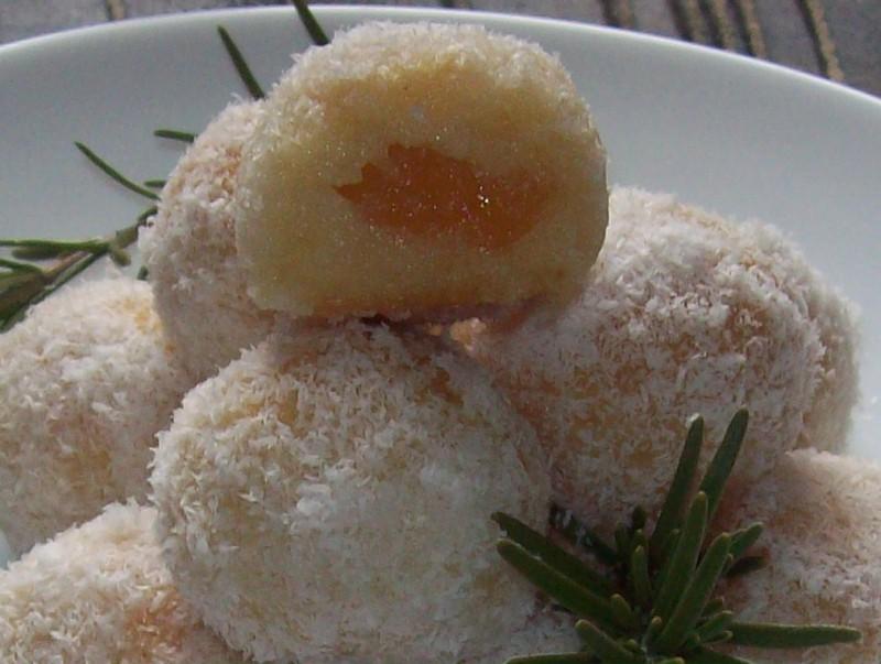 Пивски колачи со локум