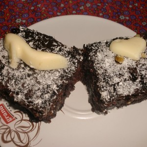 Пијана црна торта