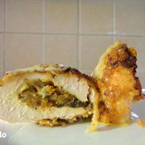 Полнето пилешко месо