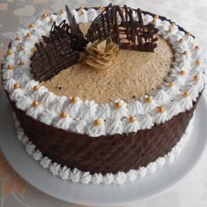 Кетина јубилејна торта или Идила торта (500ти рецепт)