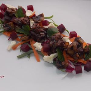 Свинско со ѓумбир и соја сос