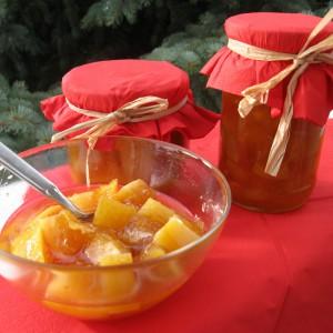 Слатко од портокали и мед