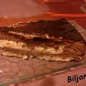 Торта Чоко-Портокал